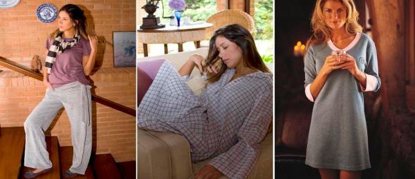 Pash Sleepwear e Victoria's Secret