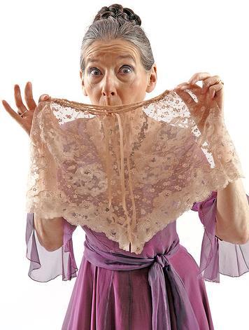 Rosemary Hawthorne, a Dama das Calcinhas